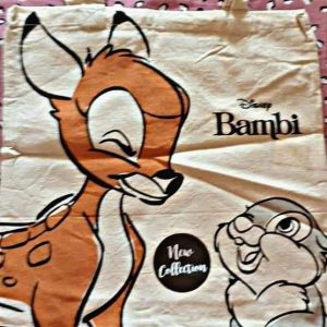 Tote bag Disney Animals