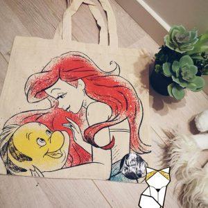 Tote Bag Disney Princesse