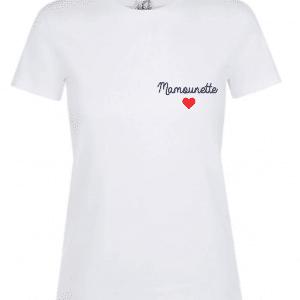 Pack cadeau Sac toile de jute & coton et son Tee-shirt