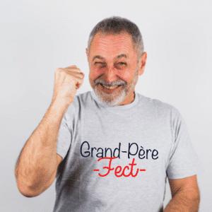 Tee-shirt Grand-PèreFect