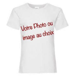 Tee-shirt enfant impression de photo