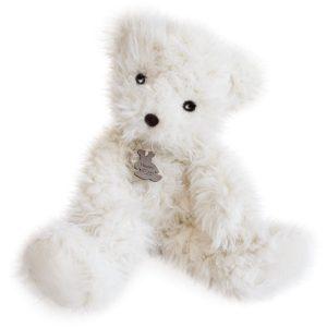Ours Pompon 40 cm Peluche de naissance Histoire d'ours