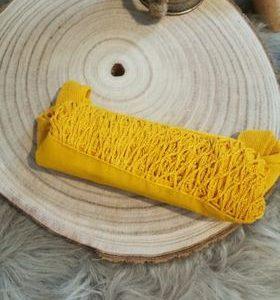 Sac filet écologique en coton bio à personnaliser