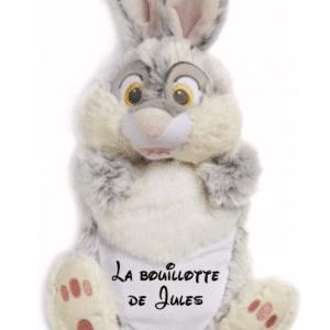 Bouillotte Pampan Disney personnalisé