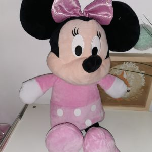 Grande peluche Minnie personnalisée