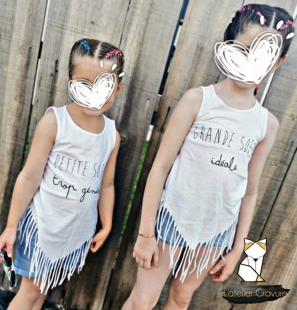 T-shirt soeur