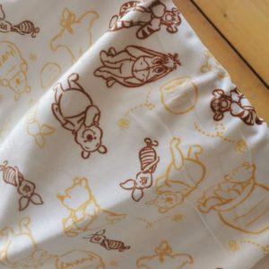 Couverture personnalisée Winnie l'ourson