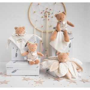 Doudou ours attrapes rêves  – Doudou & compagnie
